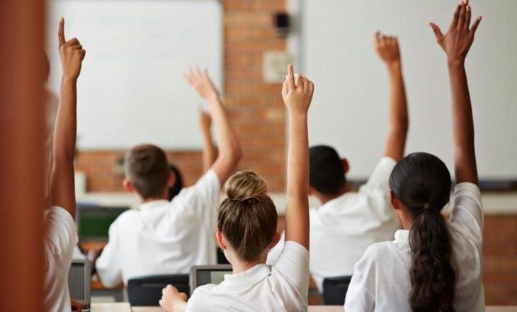 Çdo i pesti fëmijë është përjashtuar nga shkolla për sjellje të këqija seksuale