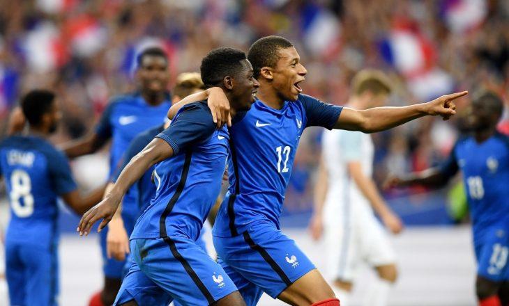 Zyrtare: Barcelona transferon sulmuesin francez, shpenzon 145 milionë euro