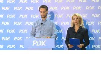 Policia fton PDK-në të raportojë në Polici nëse i dinë sulmuesit e Stavilecit