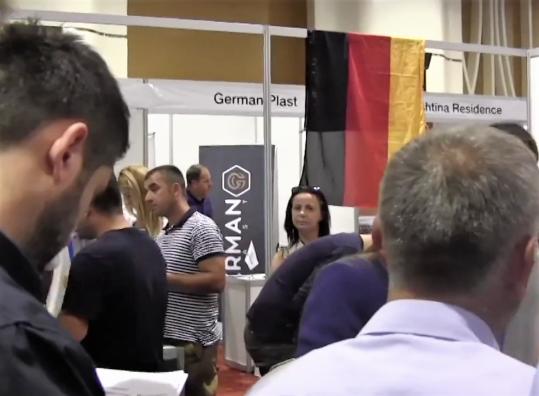 40 mijë veta nga Shqipëria, Kosova e Serbia janë punësuar në Gjermani