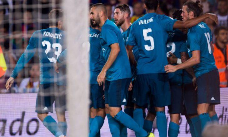 """Reali """"shkatërron"""" Barcelonën në shtëpinë e saj"""