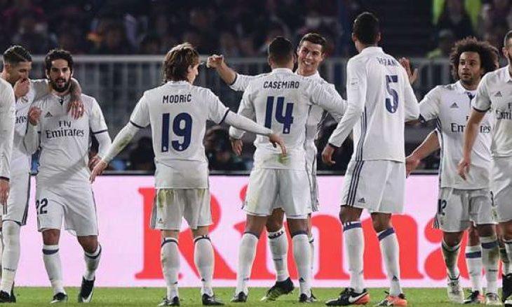 Chelsea dhe Manchester United në 'luftë' për yllin e Real Madridit