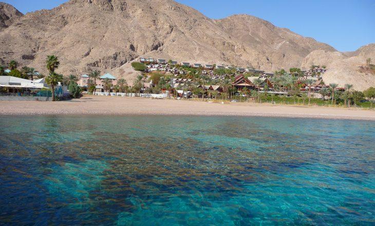 Projekt turistik në Detin e Kuq