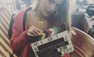 Rita Ora paralajmëron videoklipin e ri