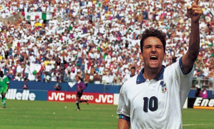 Rrëfimi i Roberto Baggios