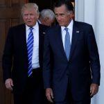 """""""E bëri Amerikën të trishtohet"""" – Romney kritikon Presidentin Trump"""