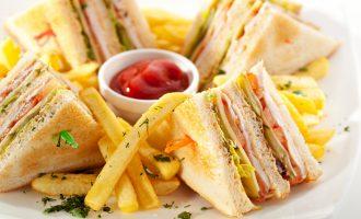 Sa kushton një sanduiç në vende të ndryshme të botës?
