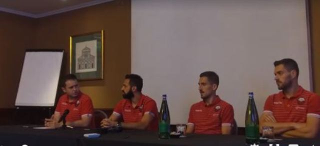 """Lojtarët e """"Shkendijës"""" shpresojnë për fitore ndaj Milanit"""