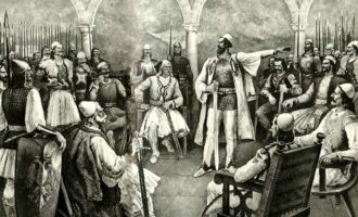 Hulumtimi i rusëve për popullin shqiptar
