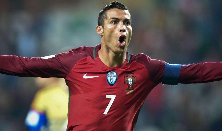"""Ronaldo me Portugalinë """"shkelin"""" Ishujt Faroe"""