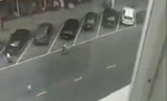 """VIDEO: Sulmuesi në Finlandë bërtiti """"Allahu Ekber"""" para se të kryente sulmin"""