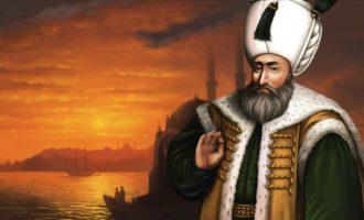 Një shqiptare sulltaneshë dhe Sulejmani i Madhërishëm