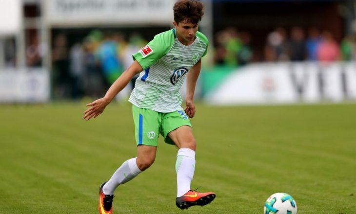 Talenti nga Prizreni bëhet pjesë e skuadrës së parë të Wolfsburgut