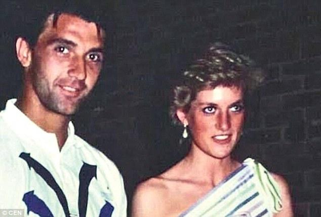 Tenisti serb: Afera ime me Dianën kur ajo ishte e martuar
