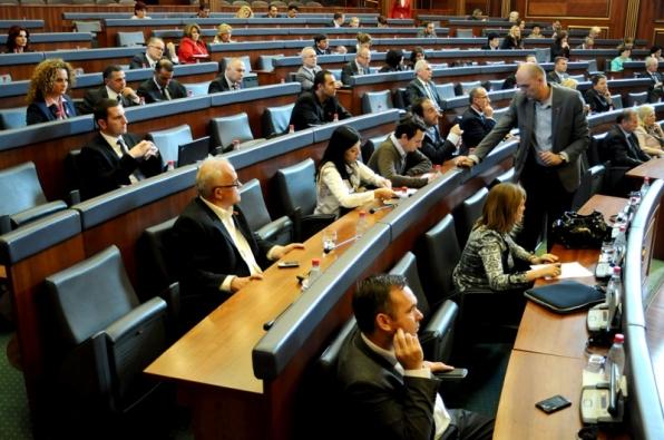 Kandidatja e Vetëvendosjes për kryesi të kuvendit
