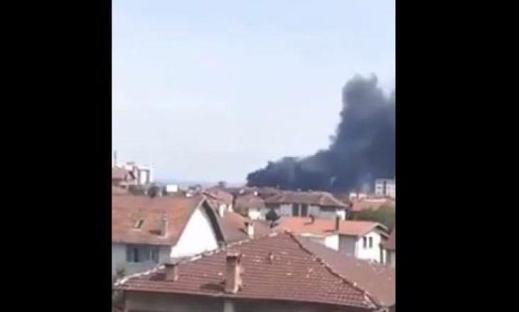 Tym i zi në qytetin e Pejës, shqetësohen qytetarët