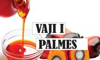 Shqipëria 'pushtohet' nga vaji i palmës