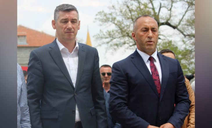 Pacolli demanton Ramush Haradinajn se AKR do ta votojë PAN-in