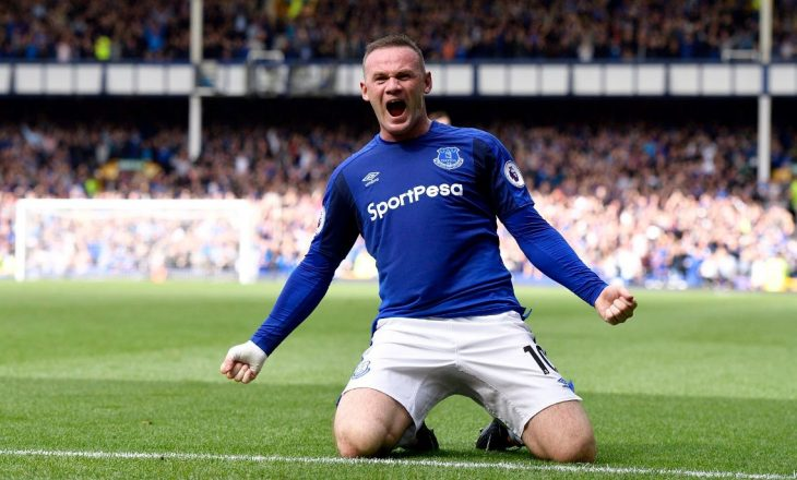 VIDEO: Rooney realizon gol në debutim me Evertonin