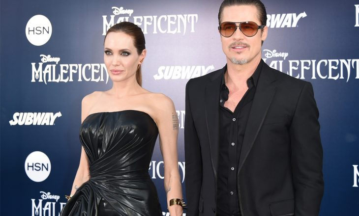 Brad Pitt dhe Angelina Jolie duket se i kanë rënë pishman për ndarjen
