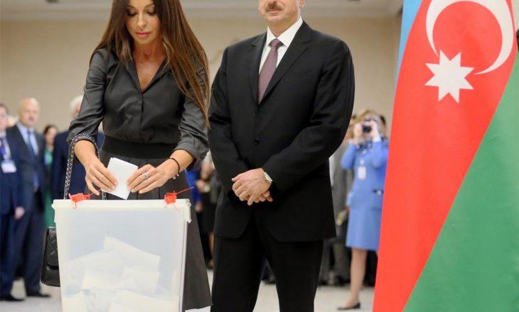 Azerbajxhani publikon rezultatet e zgjedhjeve, përpara se të dalin sondazhet