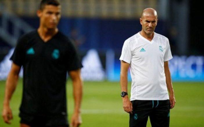 """""""Jemi bij kurvash të zotë"""" – mënyra e Zidane për t'i motivuar lojtarët [video]"""