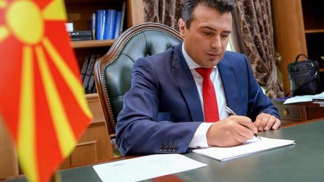 Zaev shpreson për gjetje të zgjidhjes për kontestin me Greqinë