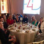 Tavolina 18: Zonja e Parë në drekën zyrtare në New York