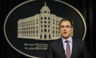 Ministri serb e cilëson fitore të Serbisë, tërheqjen e Kosovës nga Interpoli