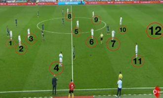 Betisi e mposhti Realin edhe me 12 lojtarë në fushë