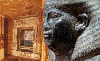 Varri i lashtë i Egjiptit hapet për herë të parë pas 4000 vitesh (Foto)