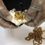 Fshehu arin në zorrën e trashë, ecja e dyshimtë çoi në kapjen e tij (Foto)