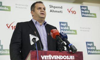Katër zotimet e Shpend Ahmetit për një lagje të pastër