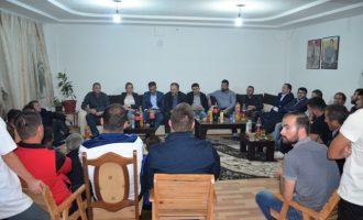 Kandidati i LDK-së për kryetar të Klinës dëgjon kërkesat e banorëve të Qupevës