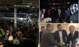 Kur Haradinaj përlotej me ikjen e qytetarëve – sonte bënë pazare për poste