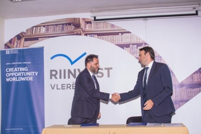 Kolegji Riinvest bëhet qendër testimi për British Council në Kosovë (Video)
