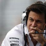 Wolff e shikon favorit Mercedesin