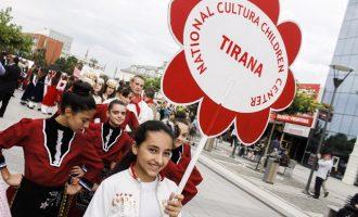 """500 fëmijë pjesëmarrës në """"Ylberin e Prishtinës"""""""
