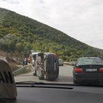 Policia jep detaje për aksidentin në Badovc