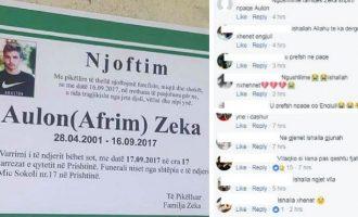 T'i shkruash një të vdekuri në Facebook – trendi i tmerrshëm në rrjete sociale
