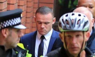 Wayne Rooneyt i ndalohet vozitja për dy vjet