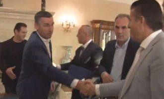 Bahtiri ende insiston se nuk ka lidhur koalicion me PDK-në por me Haradinajn