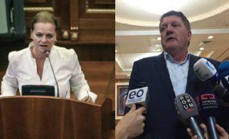 """""""Ai është turpi i kombit"""" – deputetja e LDK-së reagon ndaj ofendimit të Milaim Zekës"""