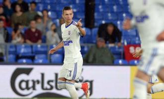 Celina realizon gol në fitoren e madhe të Ipswich Town