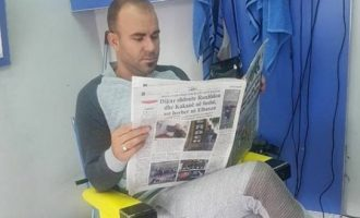 Dikur luante kundër Cristiano Ronaldos, shqiptari sot ka mbetur berber