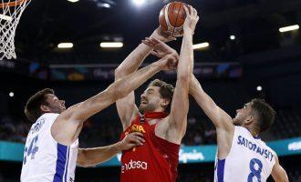 Spanja është fantastike: +76 diferencë në dy ndeshje