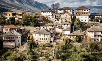 Qyteti ballkanik që ruan sekretin e artit arkitektonik