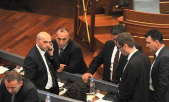 """""""Kur të duam e rrëzojmë Qeverinë"""" – Kërcënimi i Mustafës për Haradinajn"""