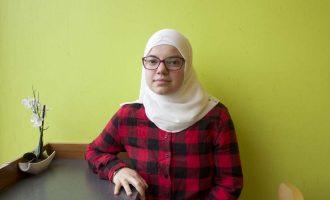 17-vjeçarja kosovare në Gjermani: Nuk mund të jetoj në një vend ku s'mund ta vë shaminë
