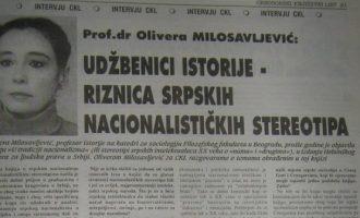 Historianja serbe 'trondit' Serbinë me këtë deklaratë për shqiptarët